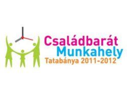 Családbarát Munkahely – 2011-2012.