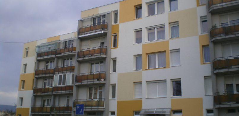 Tatabányai lakóházak energetikai felújítása